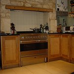Fitted Wooden Kitchen Cabinets