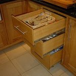 Full Extendable Kitchen Drawers